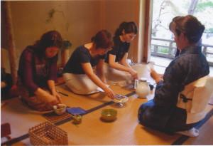 オトナの茶の湯 wa-salon 表千家